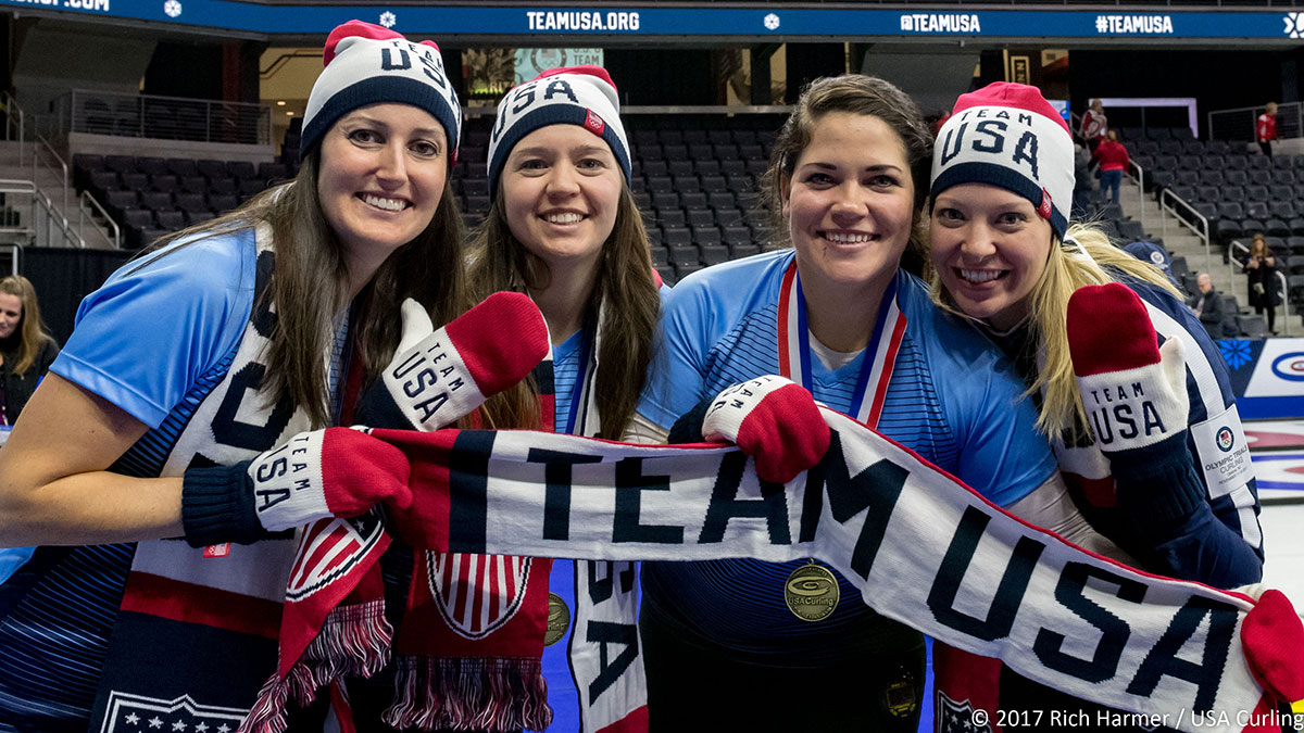 Roth wins 2018 US Olympic Curling Team Trials