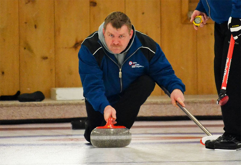 Dave Collyer wins West City Honda Curling Classic