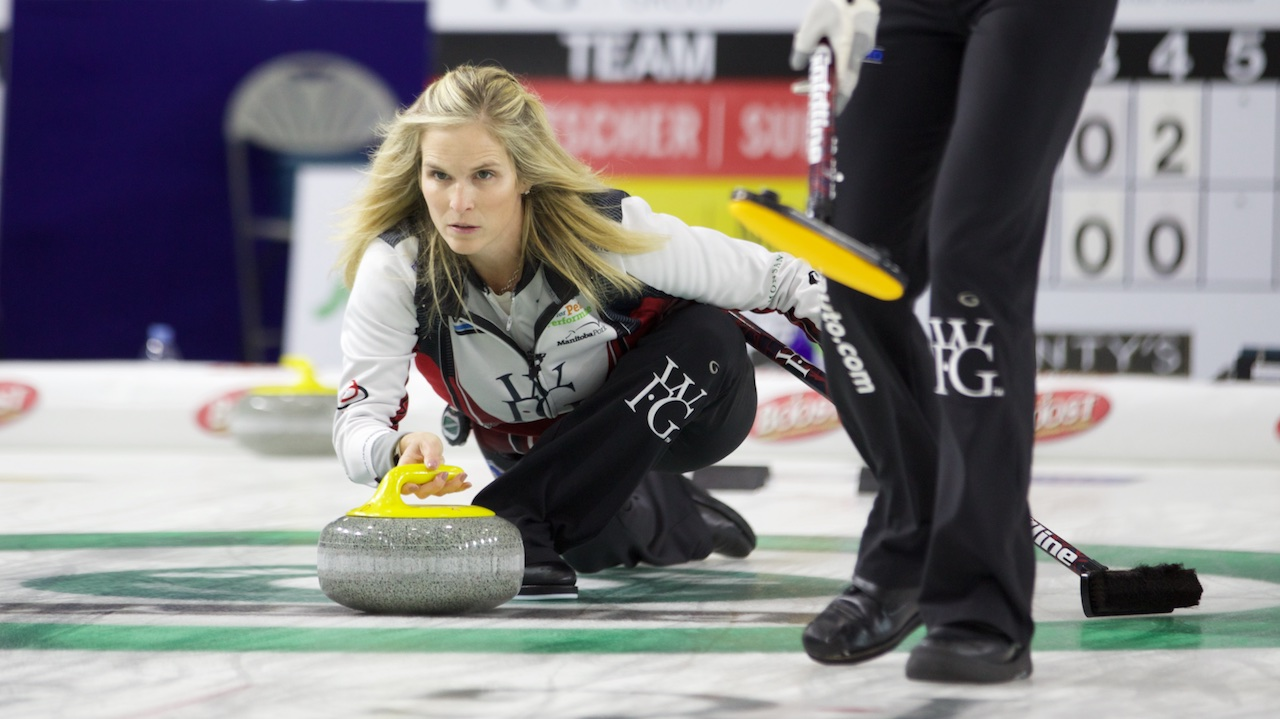 FORD WORLD WOMEN'S CURLING CHAMPIONSHIP BEGINS SATURDAY