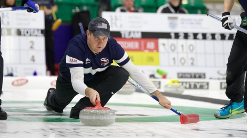 Shuster closing in on Playoffs at US Olympic Trials