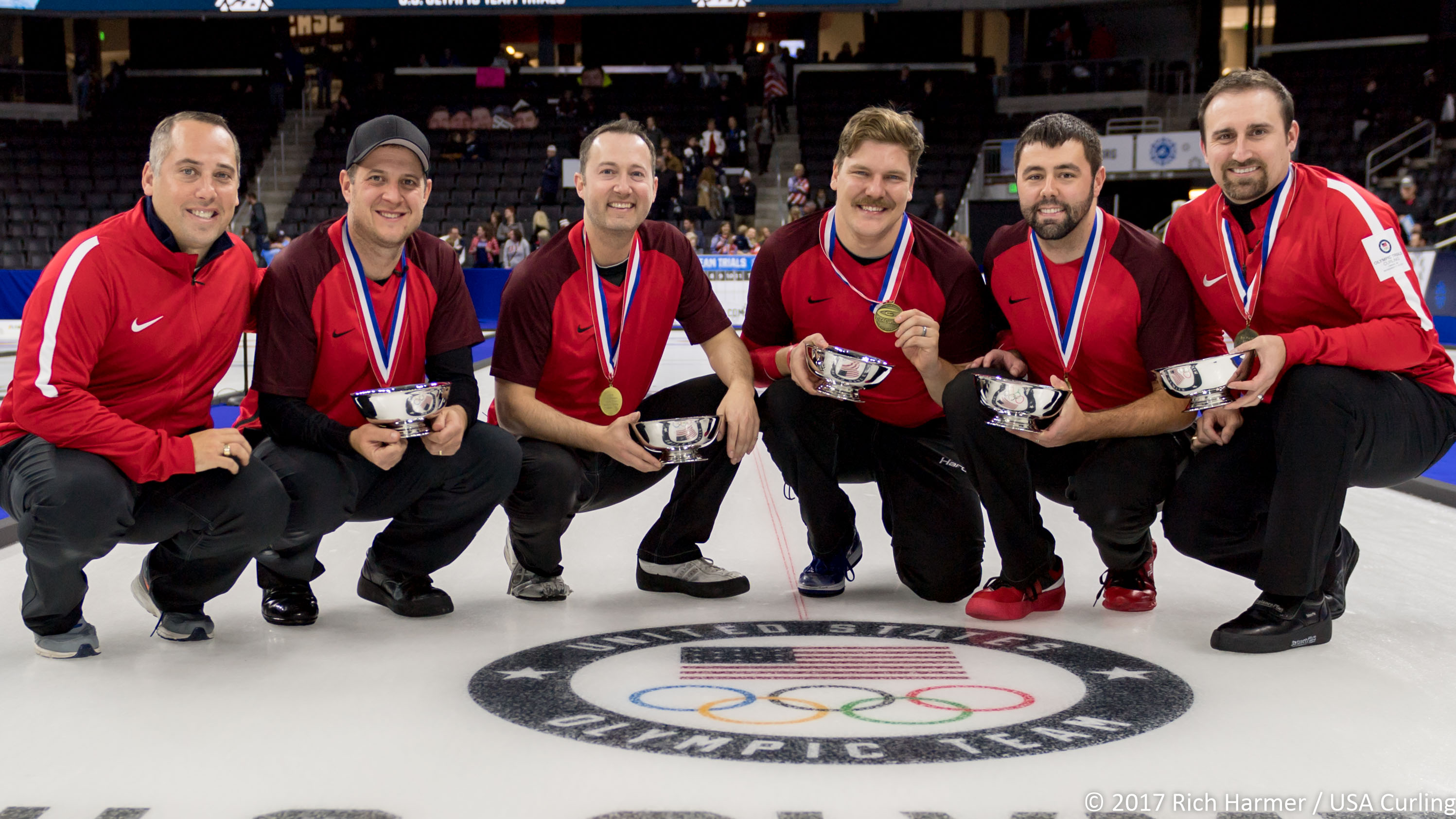 SHUSTER WINS US OLYMPIC CURLING TRIALS