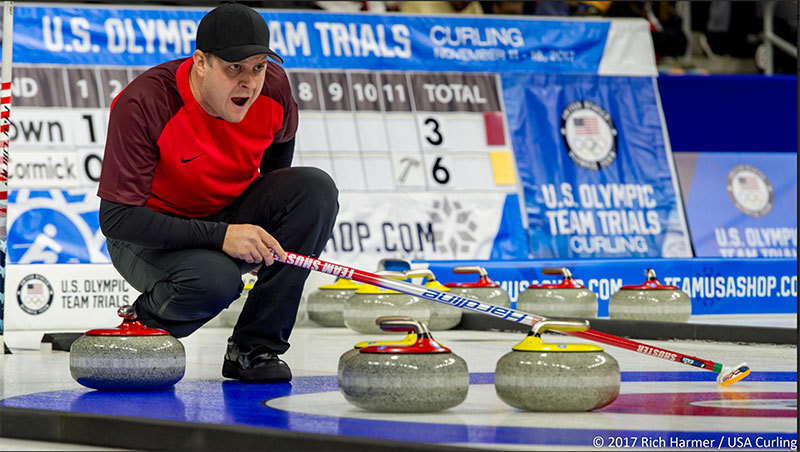 SHUSTER, MCCORMICK WIN USA OLYMPIC TRIALS OPENERS