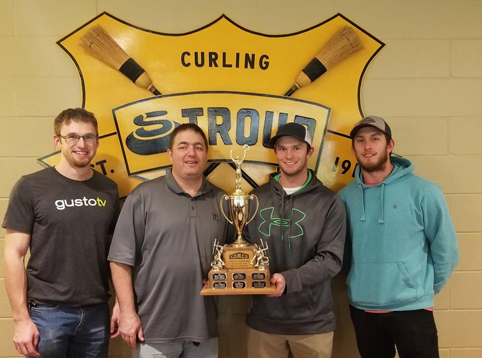 JOHN STESKI WINS COMCO CASH SPIEL