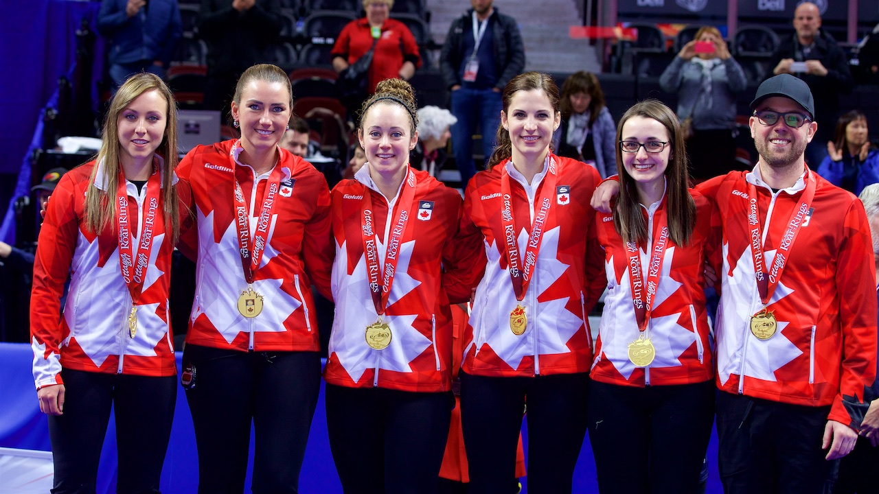 HOMAN WINS CANADIAN OLYMPIC CURLING TRIALS