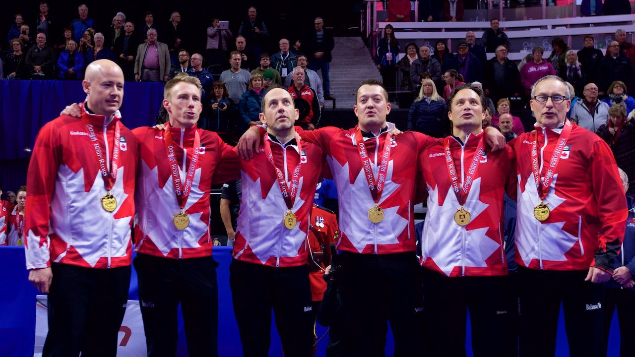Koe wins Canadian Olympic Curling Trials