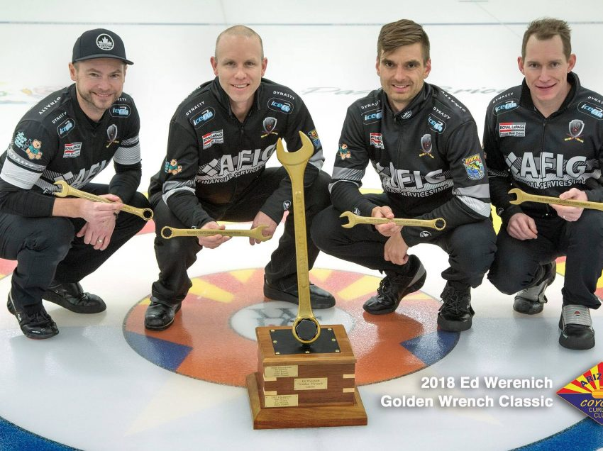 Mike McEwen wins Ed Werenich Golden Wrench Classic