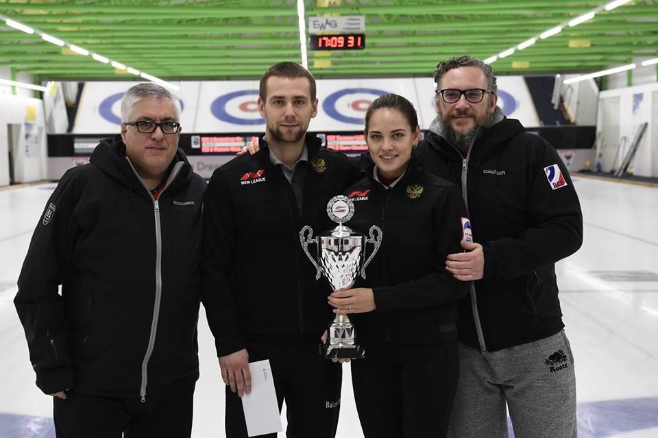 Bryzgalova/Krushelnitskiy win Mixed Doubles Trophy Aarau