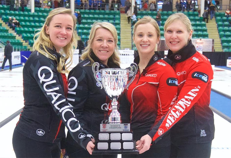 Chelsea Carey wins Meridian Canadian Open