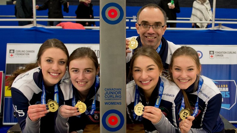 Nova Scotia wins New Holland Canadian Junior Womens Championship