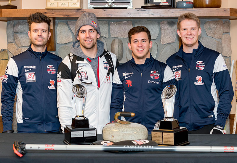 Heath McCormick wins ASHAM U.S. Open of Curling