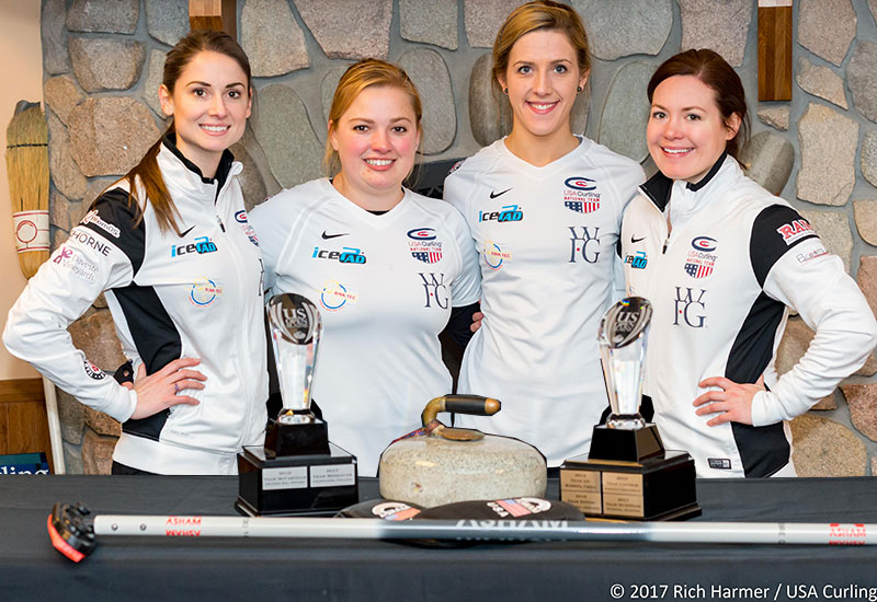 Jamie Sinclair wins ASHAM U.S. Open of Curling