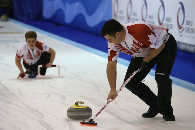 CANADIAN OLYMPIC MIXED DOUBLES TRIALS START TODAY