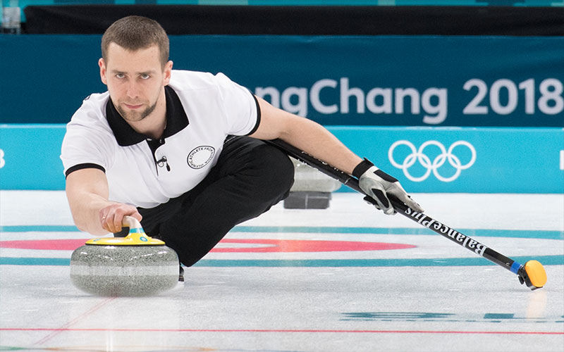 Russian Curler Reportedly Fails Drug Test
