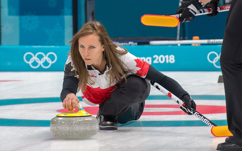 Homan Dominant in Canada's Win Over USA