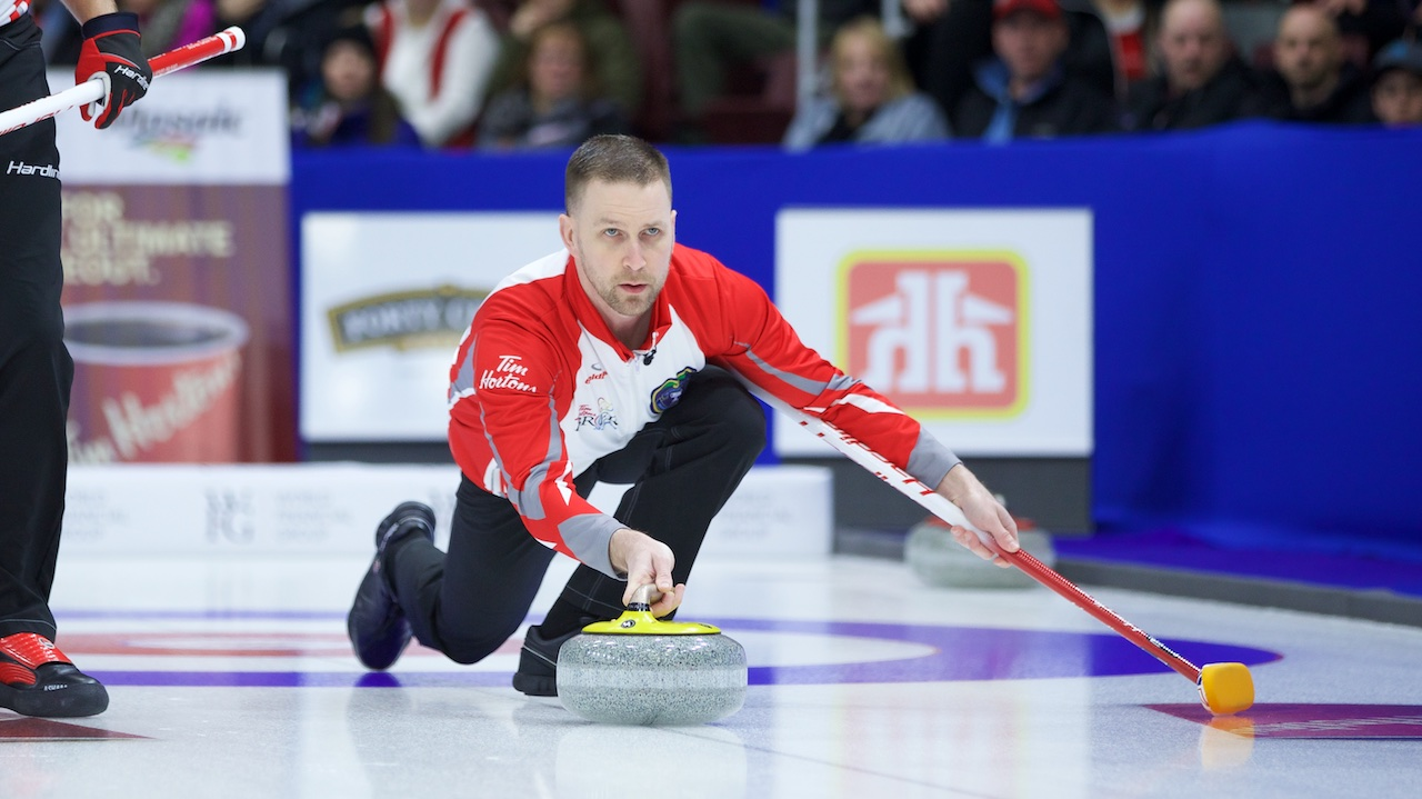 GUSHUE, EPPING, JACOBS INTO BRIER PLAYOFFS