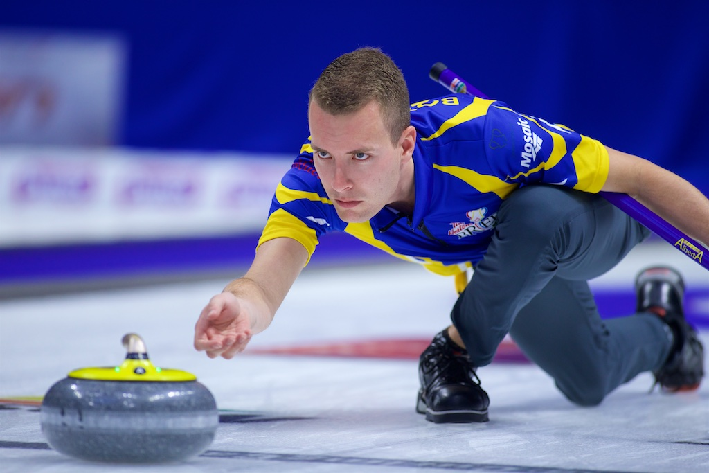 BOTTCHER SET TO FACE GUSHUE FOR BRIER TANKARD