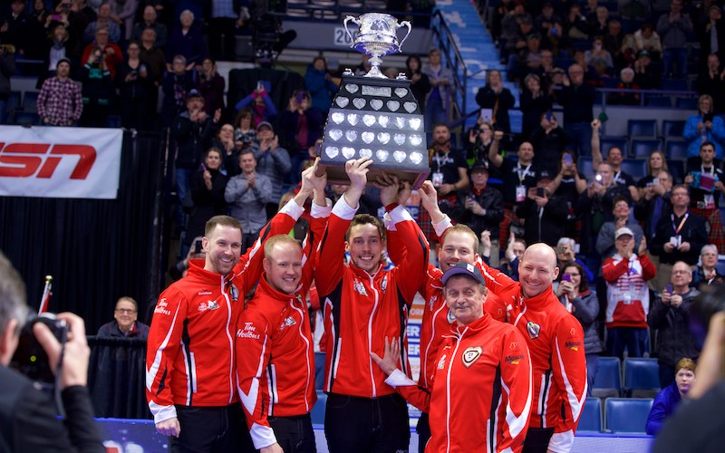Gushue Makes it Back-To-Back Brier Titles