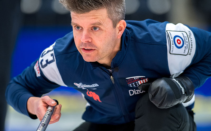 MCCORMICK SET TO FACE PERSINGER FOR USA CURLING NATIONALS GOLD