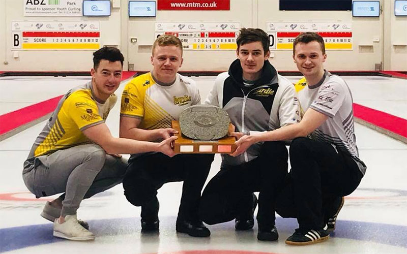 Bruce Mouat wins Aberdeen International Curling Championship