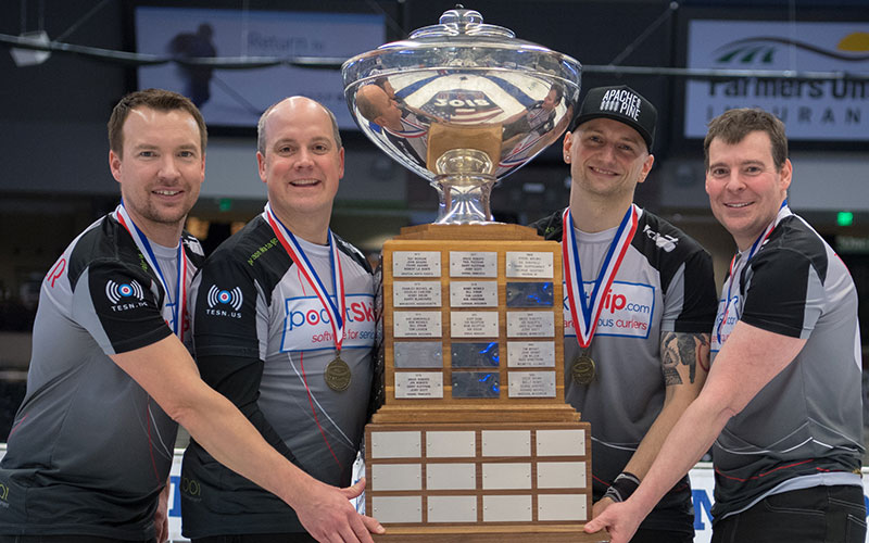 Persinger Vegas Bound After Winning USA Curling Nationals