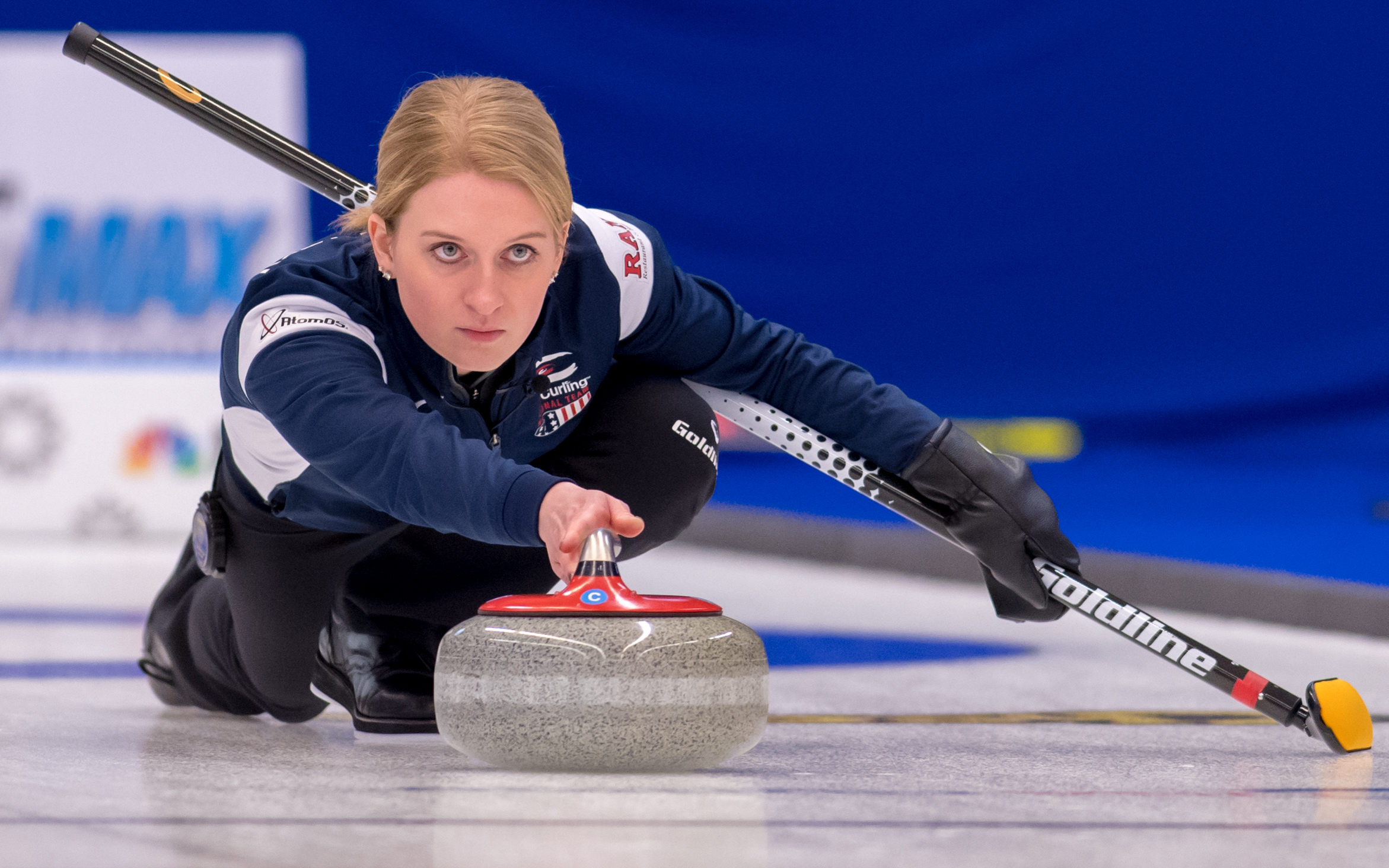 CHRISTENSEN SLIDES INTO USA CURLING NATIONALS FINAL