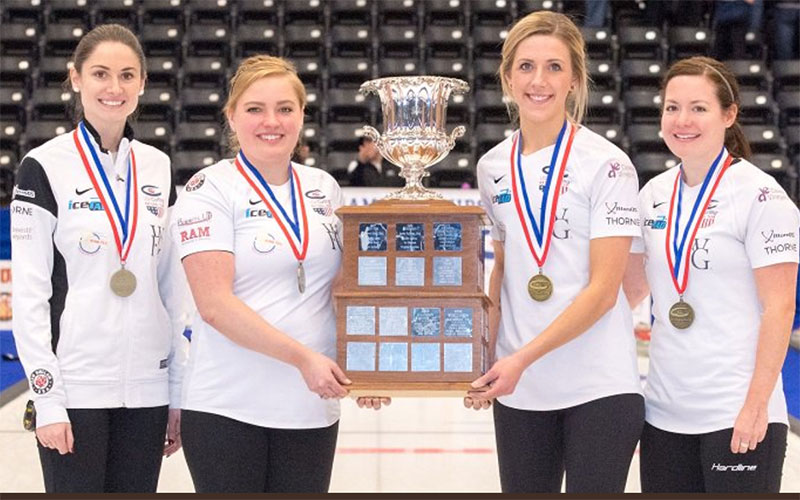 Jamie Sinclair Wins USA Curling Nationals