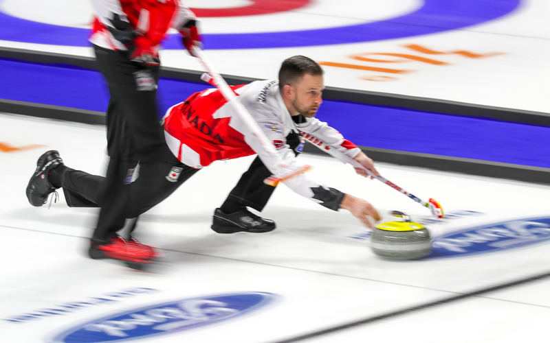 World Curling Federation Considering 8-Ends for Championship Play