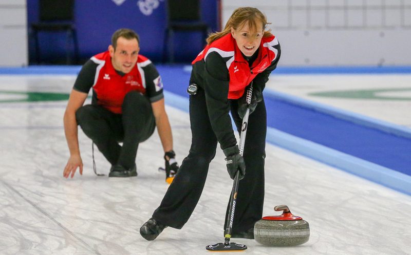 CurlingZone: World Mixed Doubles Championship Begins in Sweden