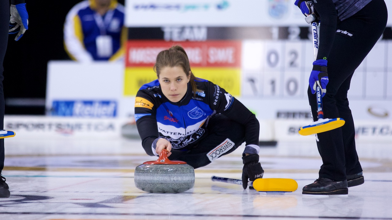 Olympic Gold Medalists Team Hasselborg Finishing Season at Champions Cup