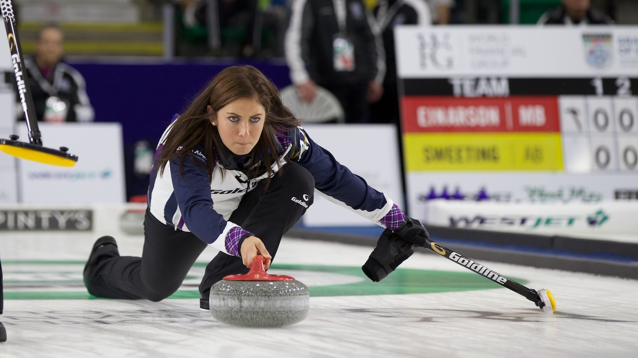 PERTH MASTERS: BIG WEEKEND OF WORLD CURLING