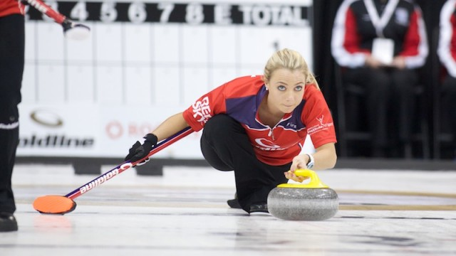 Anna Sloan Stepping Away as British Curling Announces Teams