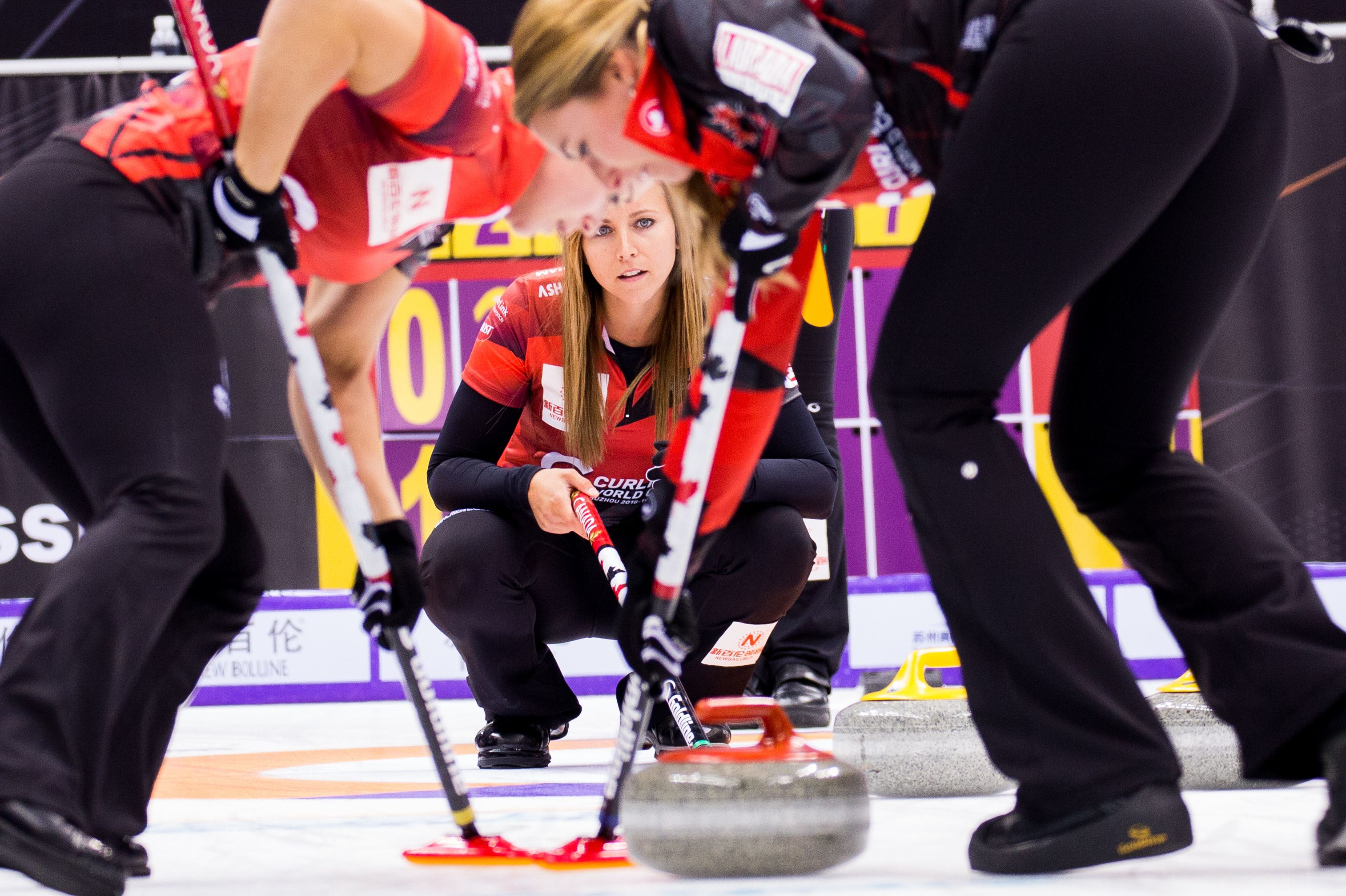 Canada and Sweden on Course for Women's Final Matchup