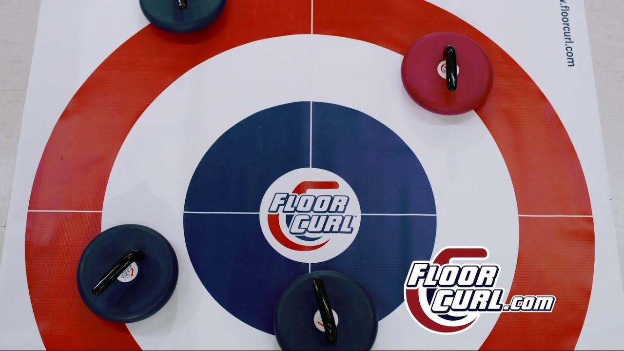 One of the Largest Floor Curling Events in Canada