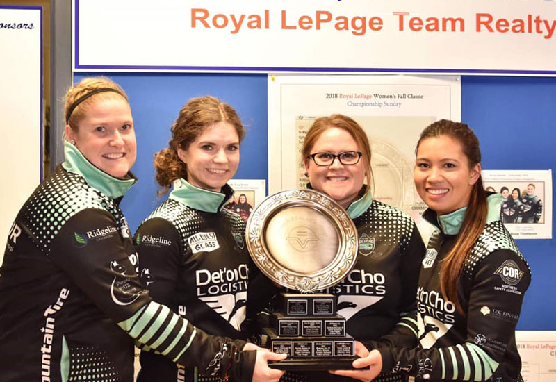 Kerry Galusha wins Royal LePage Women's Fall Classic