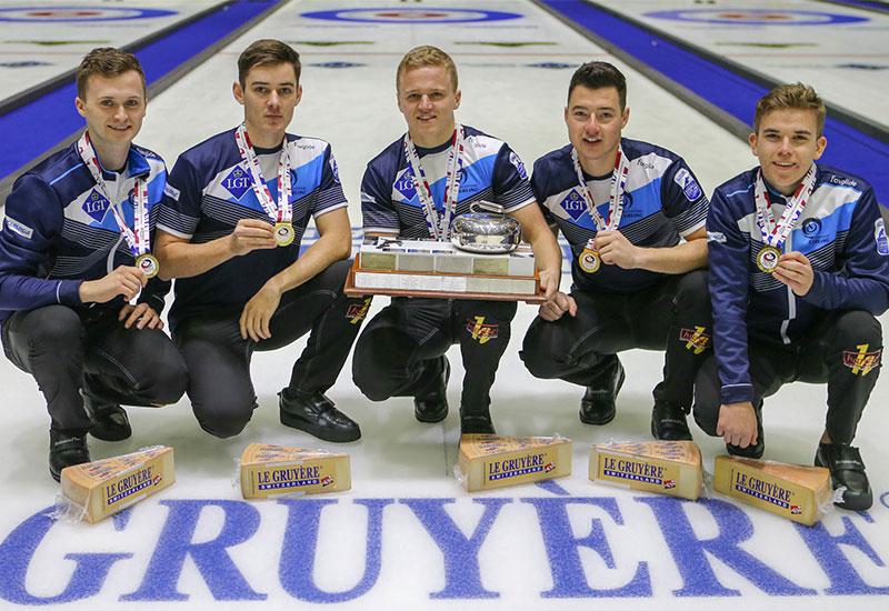 Scotland's Mouat wins Le Gruyere AOP European Curling Championships
