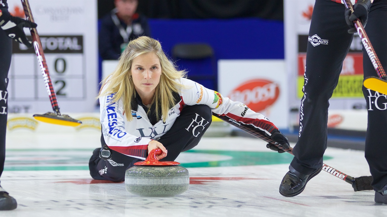 Jones beats Homan to earn berth in Canada Cup Final