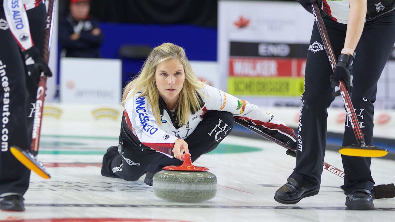 JONES SCORES CRUCIAL BOUNCE-BACK WIN AT HOME HARDWARE CANADA CUP