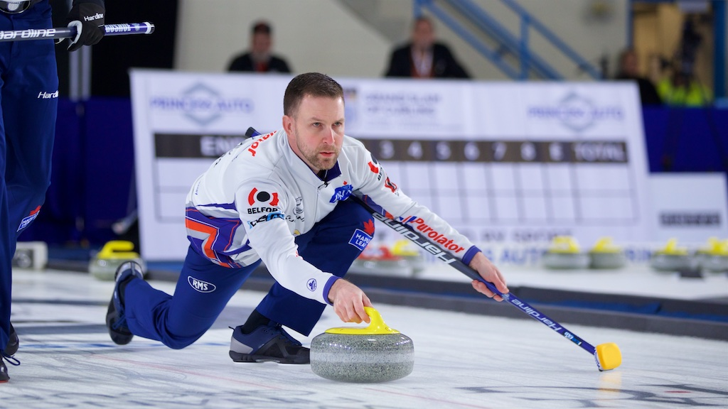 GUSHUE ALL GEARED UP FOR MERIDIAN CANADIAN OPEN PLAYOFFS