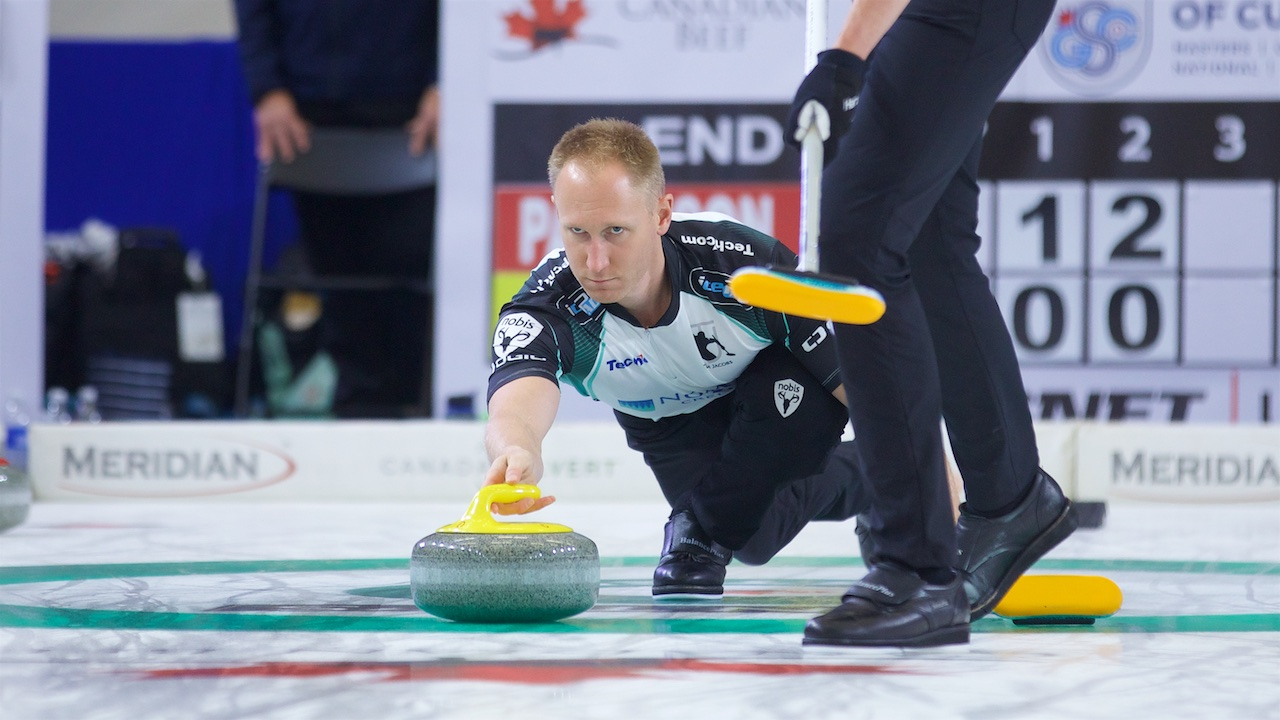 TEAM JACOBS UNBEATEN AFTER TWO DRAWS AT HOME HARDWARE CANADA CUP