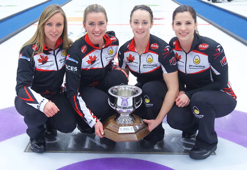 Rachel Homan wins Boost National