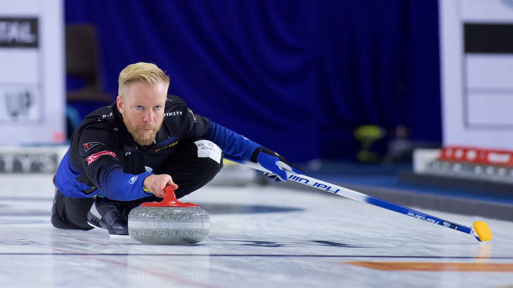 Sweden will play USA in Curling World Cup Men's Final