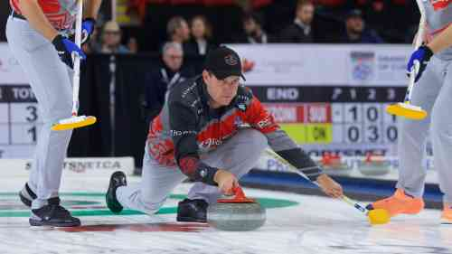 John Shuster wins Curling World Cup Omaha