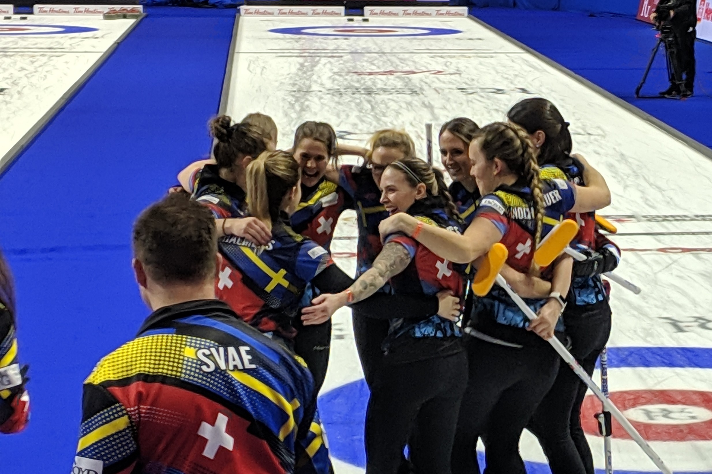 World Sweeps WFG Continental Cup Opening Day