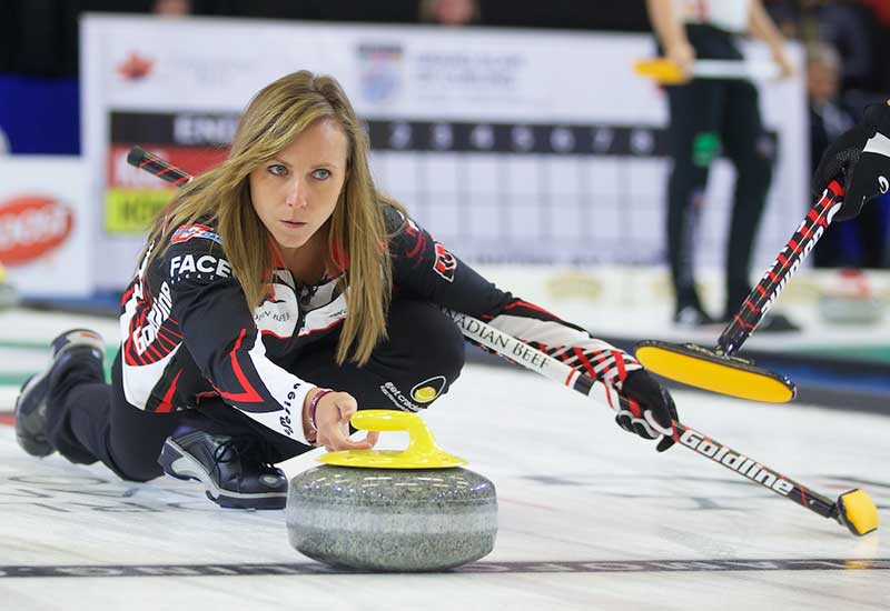 Homan, Muirhead, Bottcher and Mouat qualify at Meridian Canadian Open