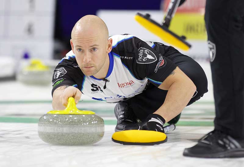 Fry off to solid start in return with Team Jacobs at Meridian Canadian Open