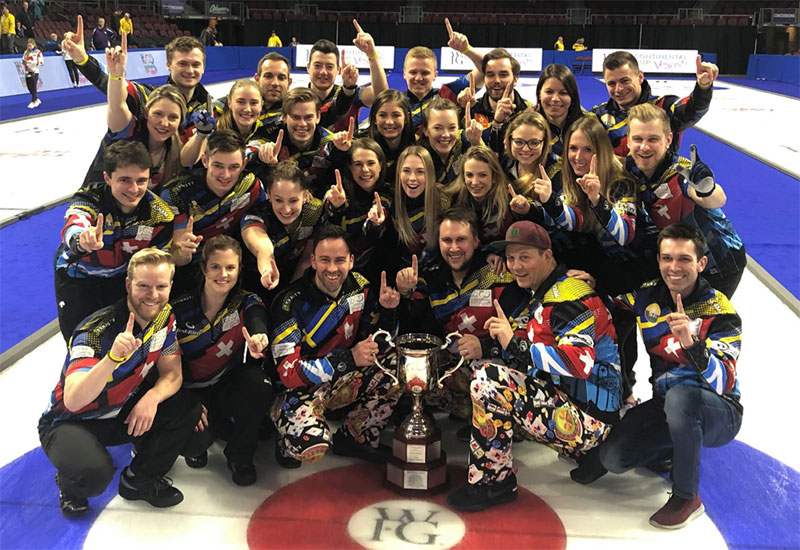 World Wins WFG Continental Cup