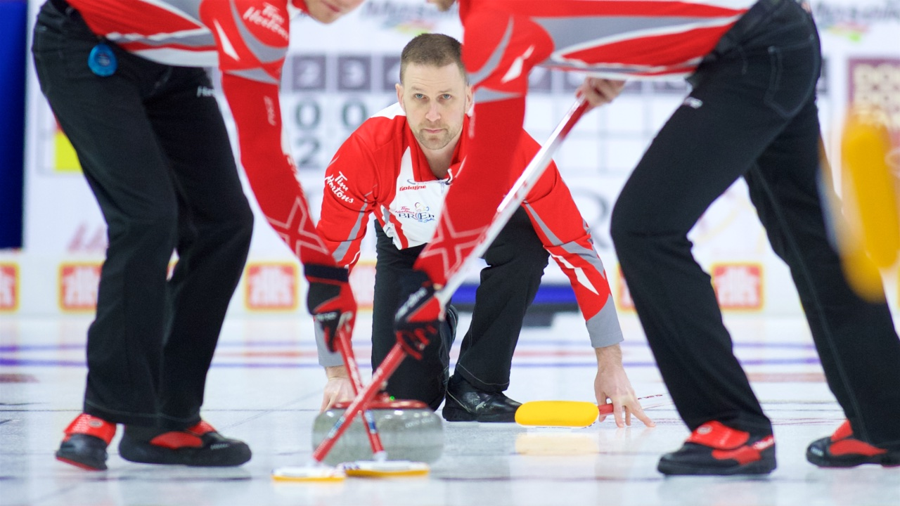 Brier Field Set as Brad Gushue Seeks Third Straight Title
