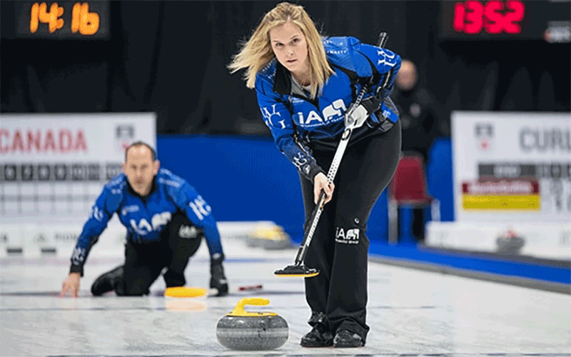 Cameron's Brewing Mixed Doubles Goes This Weekend