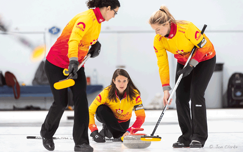 PEI's Birt Opens Curling Season in Nova Scotia