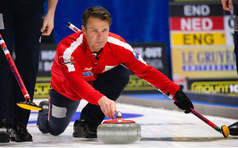 Ulsrud Returns With Familiar Face